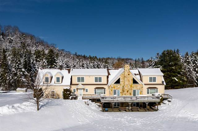 768 North Calais Road, Calais, VT 05650 (MLS #4856815) :: Hergenrother Realty Group Vermont