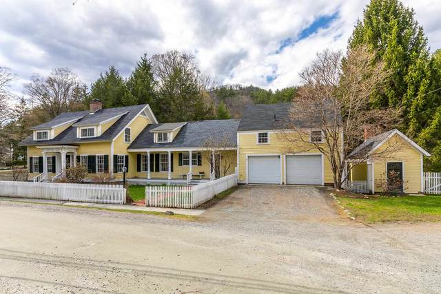 17 Mountain Avenue, Woodstock, VT 05091 (MLS #4856827) :: Hergenrother Realty Group Vermont