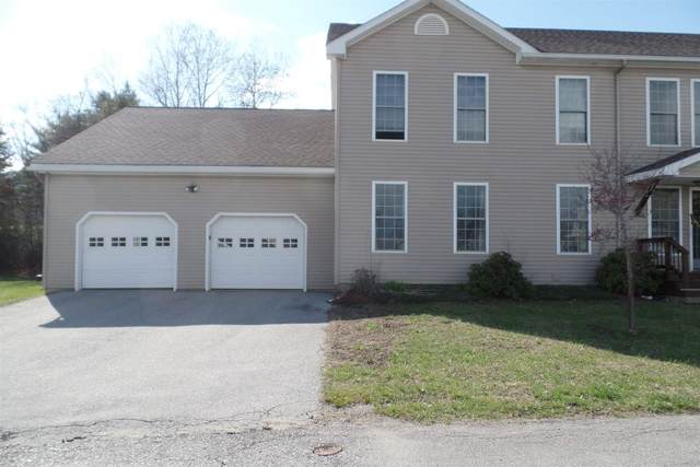 34 Fecteau Circle #27, Barre City, VT 05641 (MLS #4856862) :: Hergenrother Realty Group Vermont