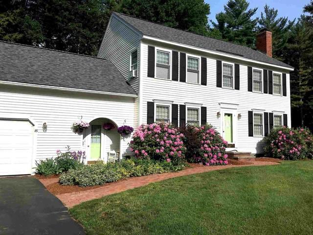 15 Peterson Circle, Concord, NH 03303 (MLS #4856911) :: Keller Williams Realty Metropolitan