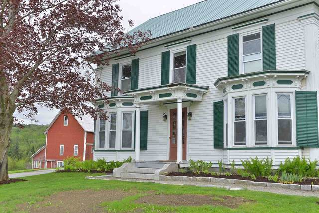 1035 Us Route 5 Road, Derby, VT 05829 (MLS #4856919) :: Hergenrother Realty Group Vermont