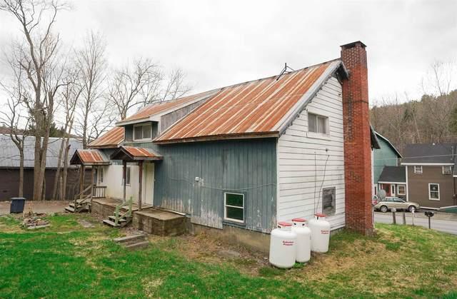 48 Creamery Street, Marshfield, VT 05658 (MLS #4856926) :: Hergenrother Realty Group Vermont