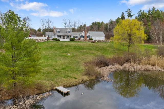 8 Stage Coach Road, Lebanon, NH 03766 (MLS #4856933) :: Hergenrother Realty Group Vermont
