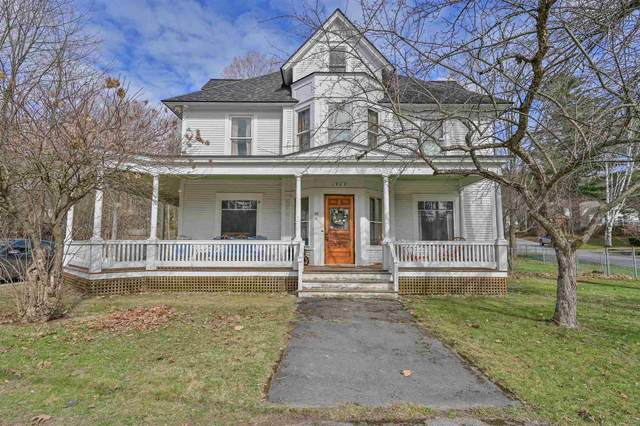 317 Central Street, Northfield, VT 05663 (MLS #4856938) :: Hergenrother Realty Group Vermont