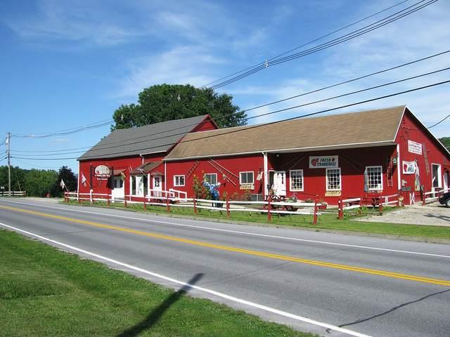 604 Us Route 7, Bennington, VT 05201 (MLS #4856939) :: Signature Properties of Vermont