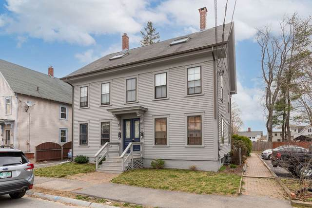 7 1/2 Forest Street #3, Dover, NH 03820 (MLS #4856973) :: Keller Williams Realty Metropolitan