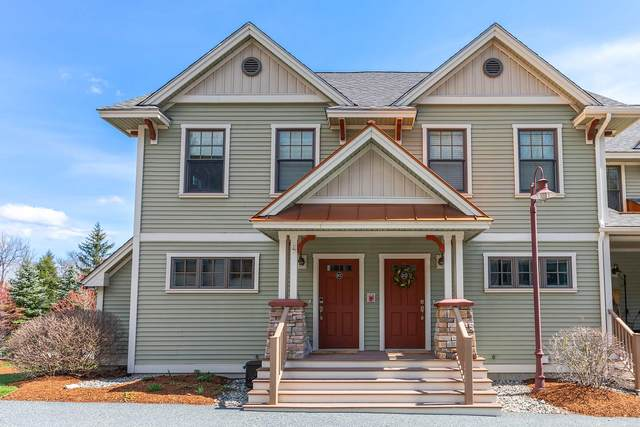 337 Mount Support Road #402, Lebanon, NH 03766 (MLS #4856988) :: Hergenrother Realty Group Vermont