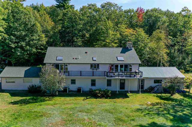 94 Hedgehog Hill Road, Madison, NH 03849 (MLS #4857006) :: Hergenrother Realty Group Vermont