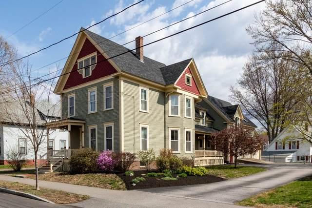 11 Badger Street, Concord, NH 03301 (MLS #4857040) :: Keller Williams Realty Metropolitan