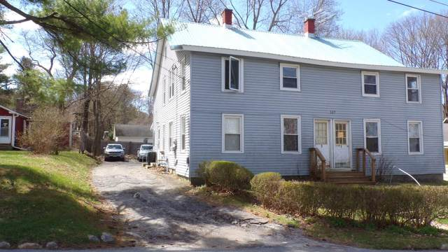 107 Norton Street, Bennington, VT 05201 (MLS #4857084) :: Lajoie Home Team at Keller Williams Gateway Realty
