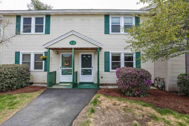 1035 South Mammoth Road #6, Manchester, NH 03109 (MLS #4857135) :: Keller Williams Realty Metropolitan