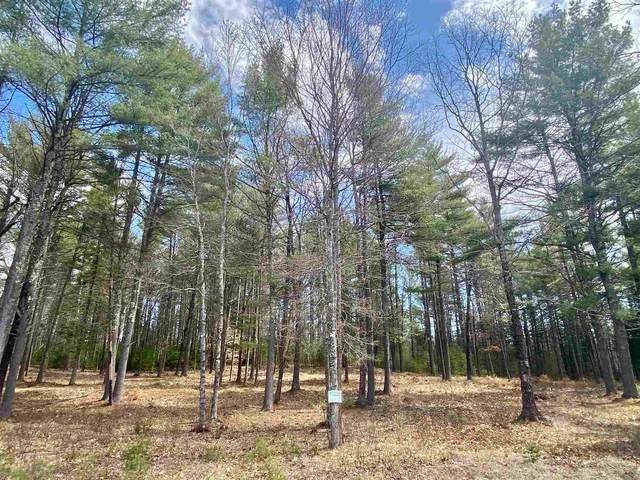 #33 Blake Trail Lot 33, Tuftonboro, NH 03816 (MLS #4857136) :: Jim Knowlton Home Team