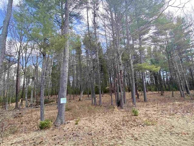 #34 Blake Trail Lot 34, Tuftonboro, NH 03816 (MLS #4857140) :: Jim Knowlton Home Team