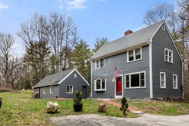 340 Spring Hill Road, Sharon, NH 03458 (MLS #4857198) :: Signature Properties of Vermont