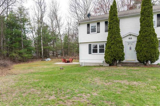 93 Fordway Extension L, Derry, NH 03038 (MLS #4857213) :: The Hammond Team