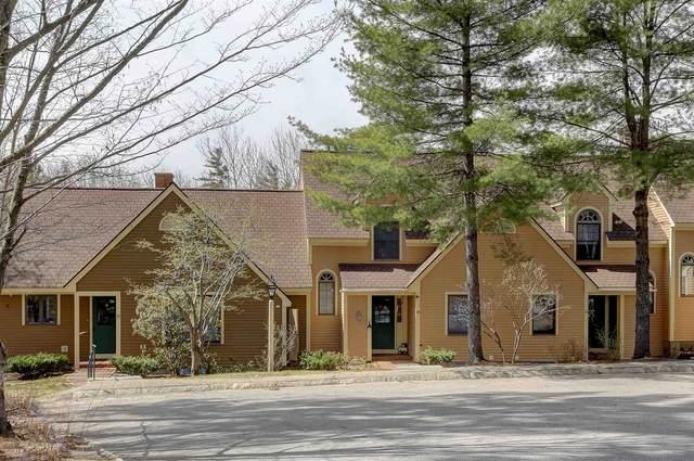 64 Wildflower Trail #18, Conway, NH 03860 (MLS #4857217) :: Keller Williams Realty Metropolitan