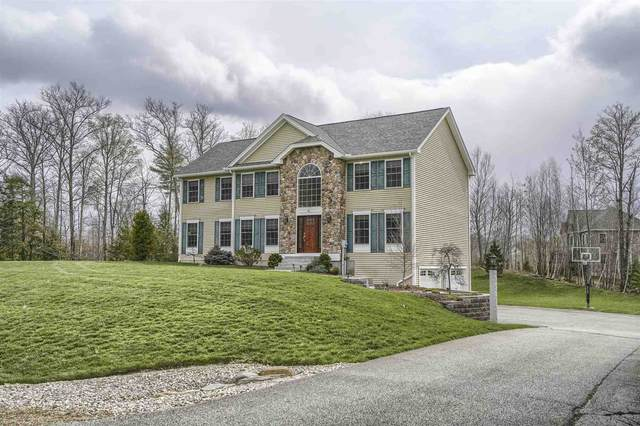 42 Homestead Lane, Brentwood, NH 03833 (MLS #4857235) :: Signature Properties of Vermont