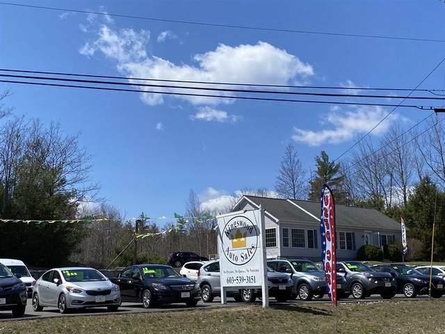 931 Route 16, Ossipee, NH 03864 (MLS #4857278) :: Keller Williams Realty Metropolitan