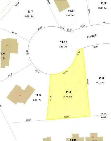 42 Foliage Lane #11/4, Laconia, NH 03246 (MLS #4857354) :: Jim Knowlton Home Team