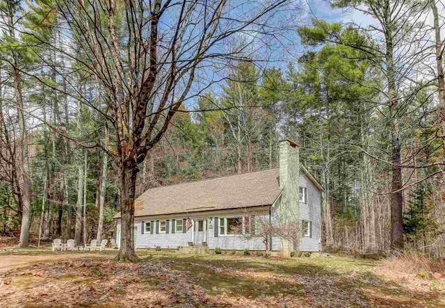 90 Wallis Way, Conway, NH 03860 (MLS #4857381) :: Keller Williams Realty Metropolitan