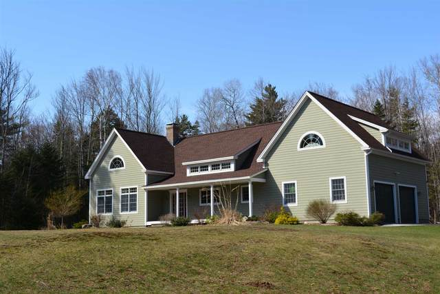 1029 Dunbar Hill Road, Grantham, NH 03753 (MLS #4857412) :: Signature Properties of Vermont