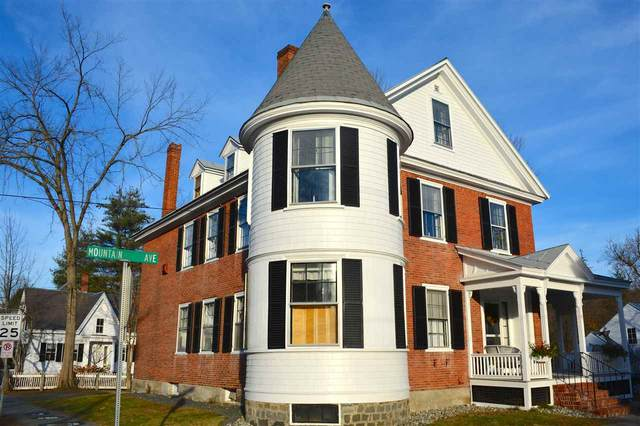 5 Mountain Avenue Unit 1, Woodstock, VT 05091 (MLS #4857581) :: Signature Properties of Vermont