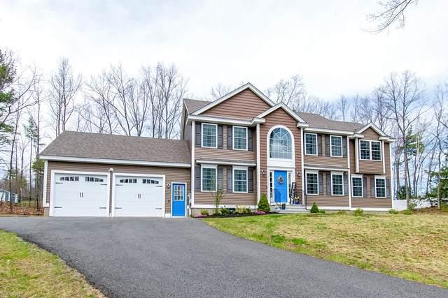 12 Ledgewood Drive, Auburn, NH 03032 (MLS #4857878) :: Signature Properties of Vermont