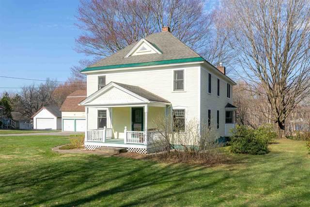 24 Maplewood Avenue, Milton, VT 05468 (MLS #4857893) :: Signature Properties of Vermont