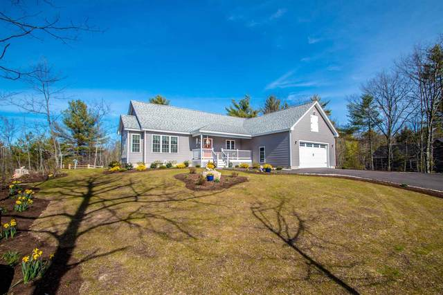 111 Pemigewasset Drive, Conway, NH 03813 (MLS #4857898) :: Signature Properties of Vermont