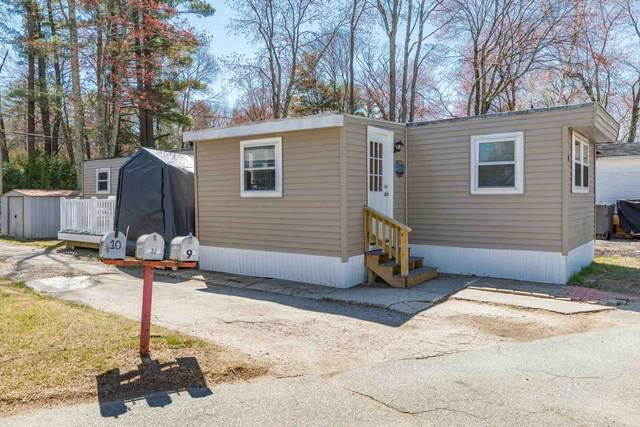 9 Friendship Drive, Salem, NH 03079 (MLS #4857919) :: Signature Properties of Vermont