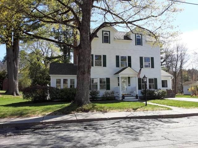 160 Myrtle Street, Claremont, NH 03743 (MLS #4857950) :: Signature Properties of Vermont