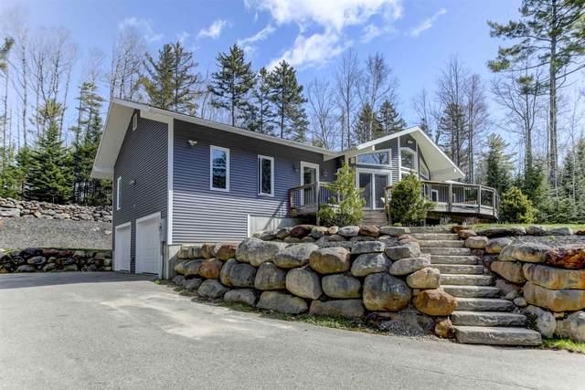 45 Ridge Road, Bartlett, NH 03845 (MLS #4857958) :: Signature Properties of Vermont