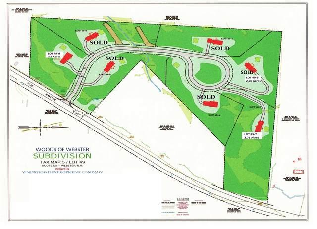 Lot 49 Blackberry Lane, Webster, NH 03303 (MLS #4858093) :: Keller Williams Realty Metropolitan