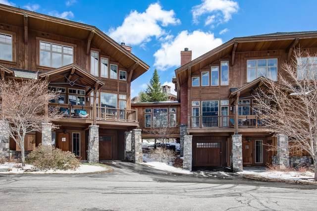 110/120 Nosedive Drive 14 15, Stowe, VT 05672 (MLS #4858097) :: Signature Properties of Vermont