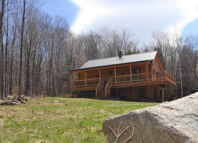 245 West Hill Road, Worcester, VT 05682 (MLS #4858112) :: Signature Properties of Vermont