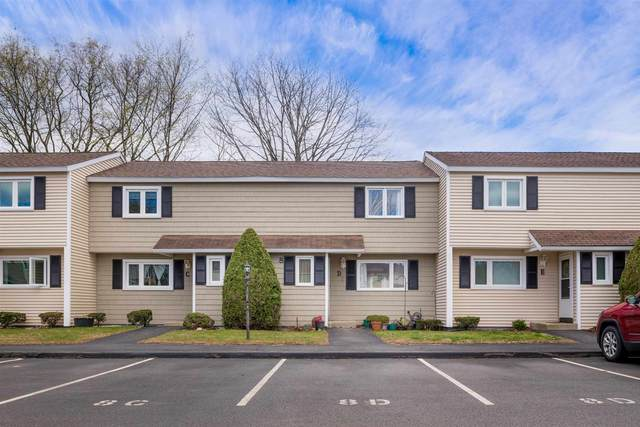8 Cedarbrook Avenue D, Rochester, NH 03867 (MLS #4858124) :: Keller Williams Realty Metropolitan