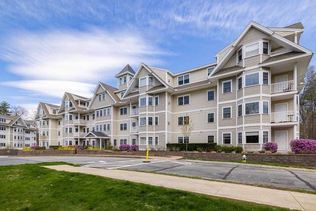 4 Sterling Hill Lane #412, Exeter, NH 03833 (MLS #4858407) :: The Hammond Team