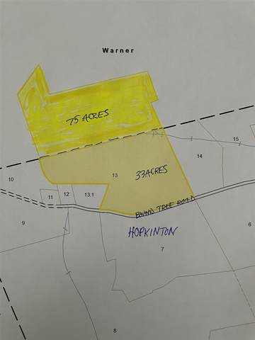 Bound Tree Road, Hopkinton, NH 03229 (MLS #4858499) :: Keller Williams Realty Metropolitan