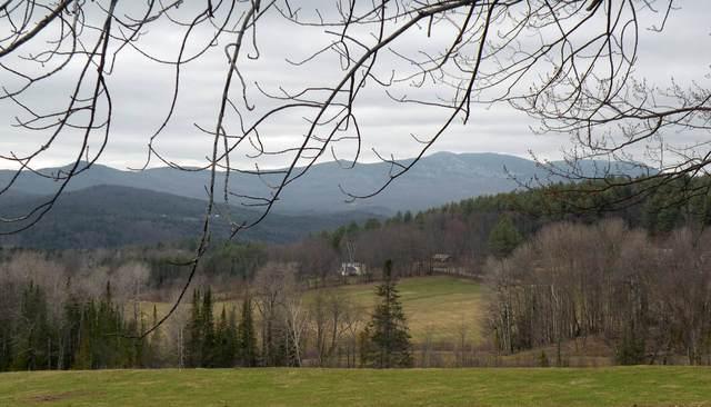 00 Sparrow Farm Road, East Montpelier, VT 05651 (MLS #4858670) :: Signature Properties of Vermont