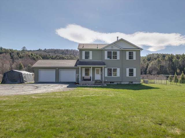 2680 Vt Route 14, Calais, VT 05650 (MLS #4858691) :: Signature Properties of Vermont