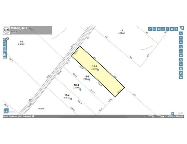 Lot 1 - 164 Mason Road #1, Milton, NH 03851 (MLS #4858758) :: Keller Williams Realty Metropolitan