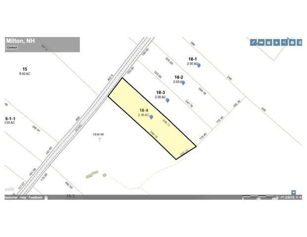 Lot 4 - 164 Mason Road #4, Milton, NH 03851 (MLS #4858767) :: Keller Williams Realty Metropolitan