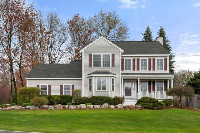 45 Danforth Circle, Manchester, NH 03104 (MLS #4858779) :: Signature Properties of Vermont