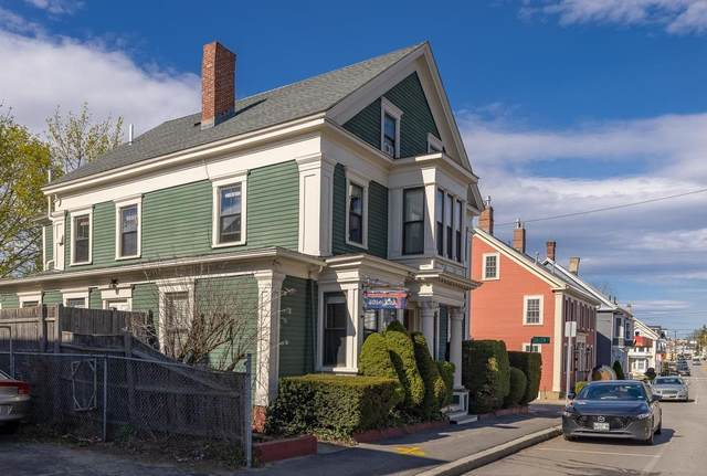 401 Islington Street #4, Portsmouth, NH 03801 (MLS #4858841) :: Signature Properties of Vermont