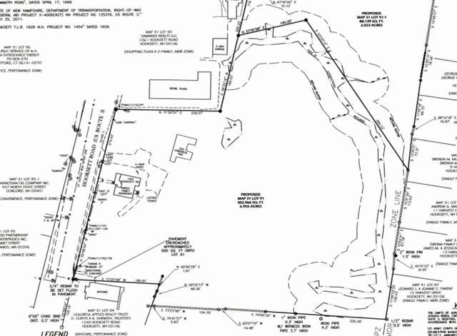 1253 Hooksett Road, Hooksett, NH 03106 (MLS #4858958) :: Keller Williams Realty Metropolitan