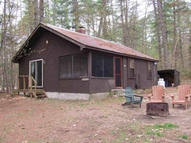 115 Hill Road, Conway, NH 03813 (MLS #4858965) :: Signature Properties of Vermont