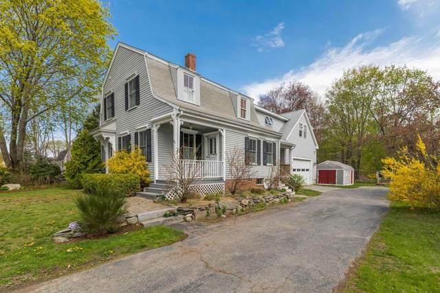 235 Washington Road, Rye, NH 03870 (MLS #4858967) :: Signature Properties of Vermont