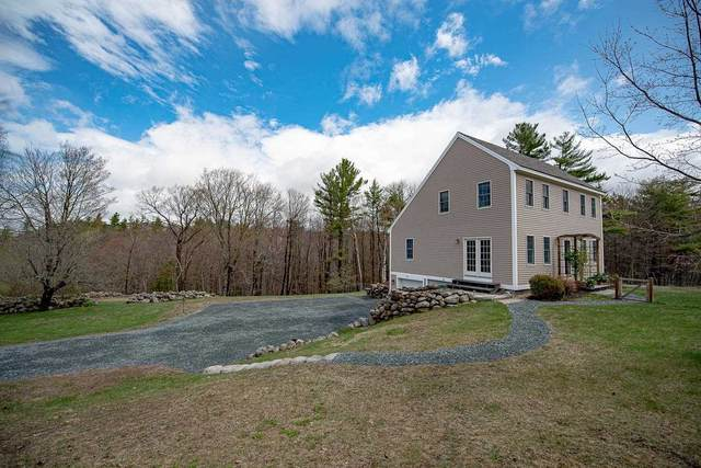 706 Murray Hill Road, Hill, NH 03243 (MLS #4858973) :: Signature Properties of Vermont