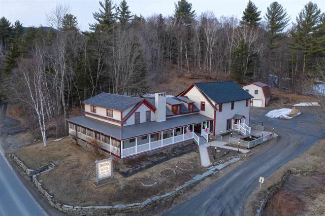 4080 Mountain Road, Stowe, VT 05672 (MLS #4858986) :: Keller Williams Realty Metropolitan