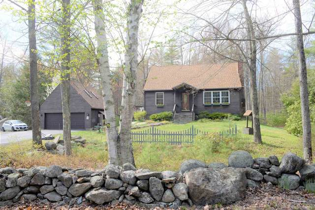 27 Four Rod Road, Rochester, NH 03867 (MLS #4858995) :: Keller Williams Coastal Realty
